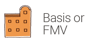 House Donation Group - Basis or FMV